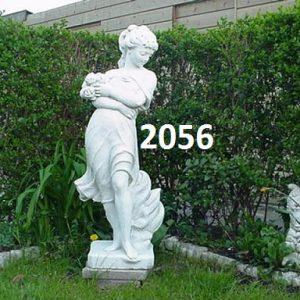 Diverse grote tuinbeelden