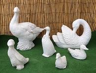 Eenden en ganzen